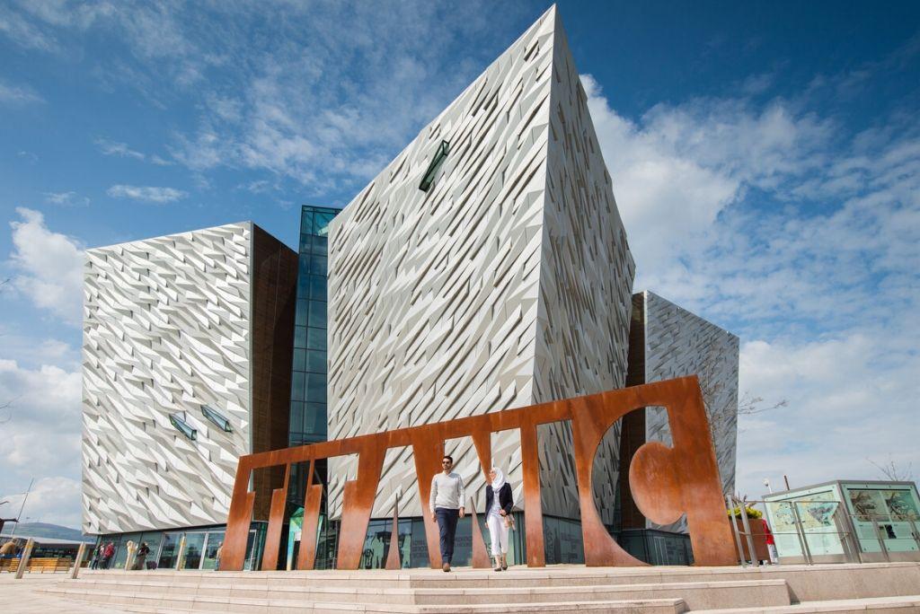 A visit to Titanic Belfast