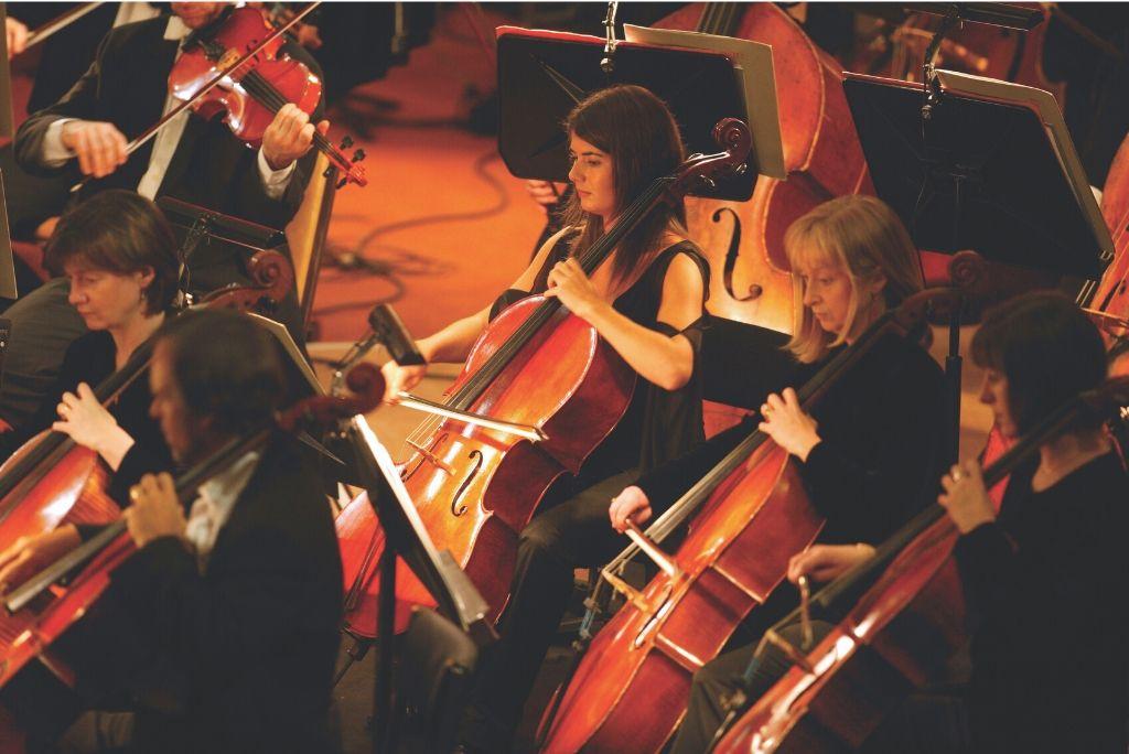 Ulster Orchestra  #UOLetsPlayAtHome