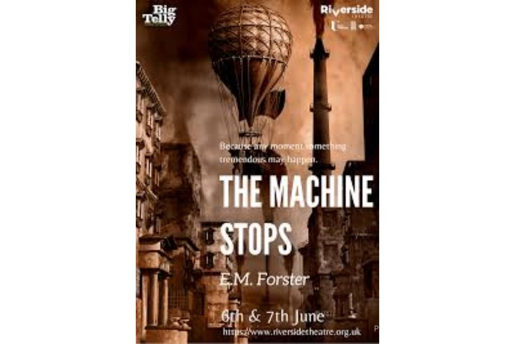 The Machine Stops with Big Telly Theatre Company