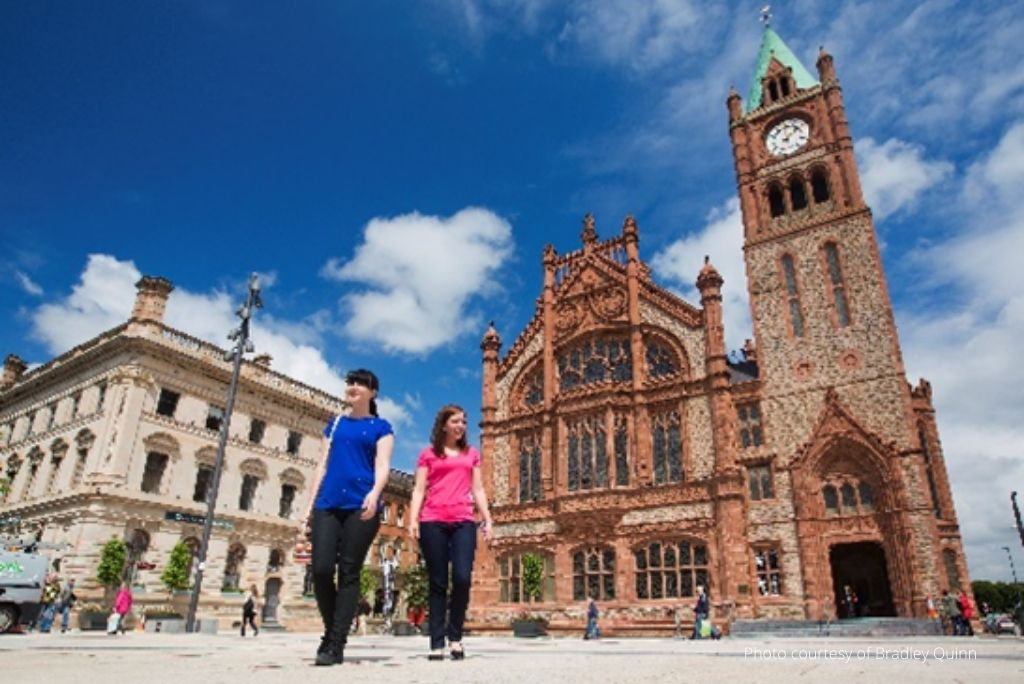 Explore Derry-Londonderry Virtually