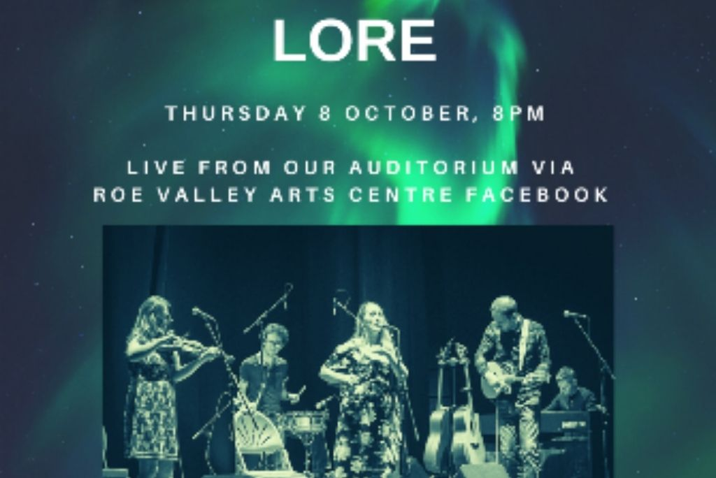Northern Lights Live Sessions present 'Lore'