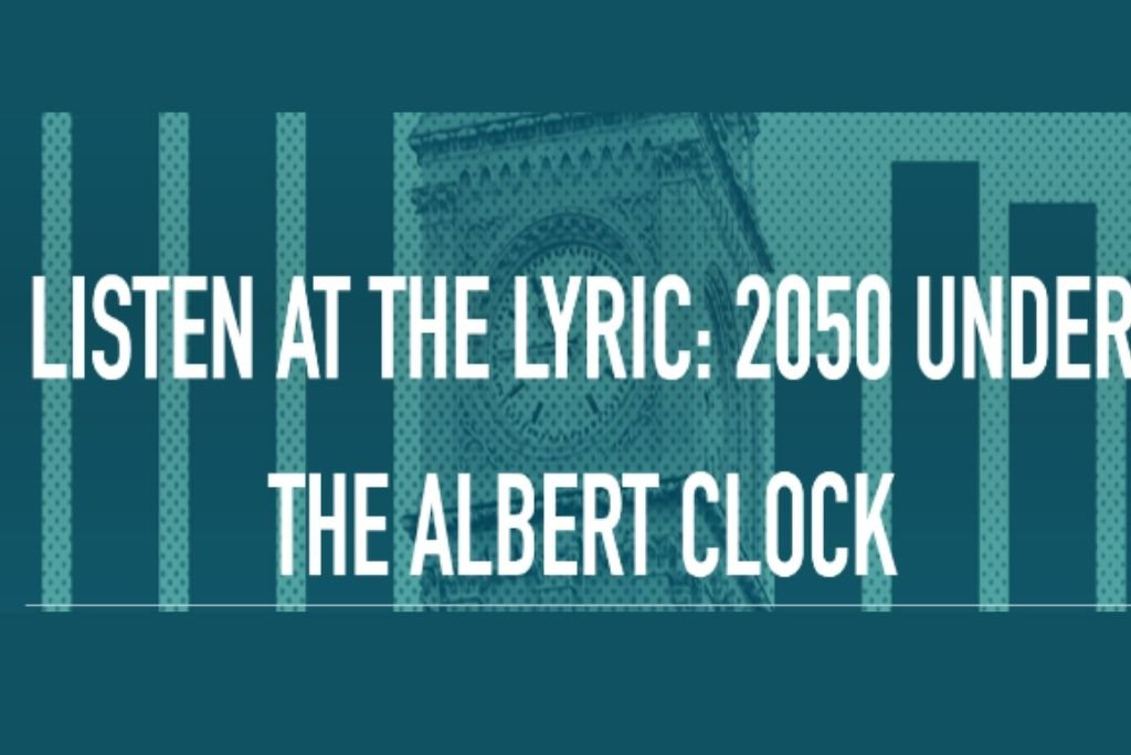 2050 Under the Albert Clock: Short audio plays from Northern Ireland's most dynamic female playwrights