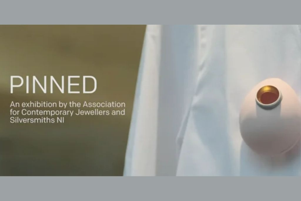 Craft NI: 'Pinned' Jewellery exhibition