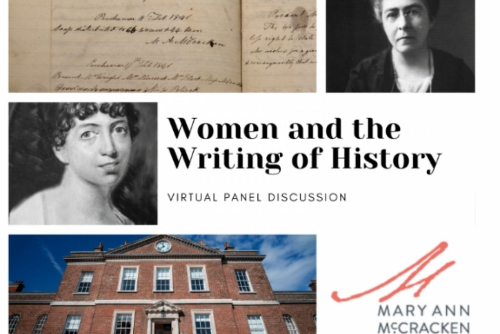 Women and the Writing of History Virtual Panel Discussion