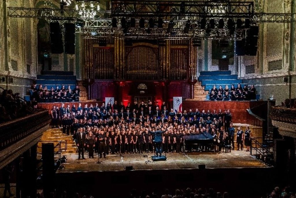 National Youth Choir Northern Ireland Recordings