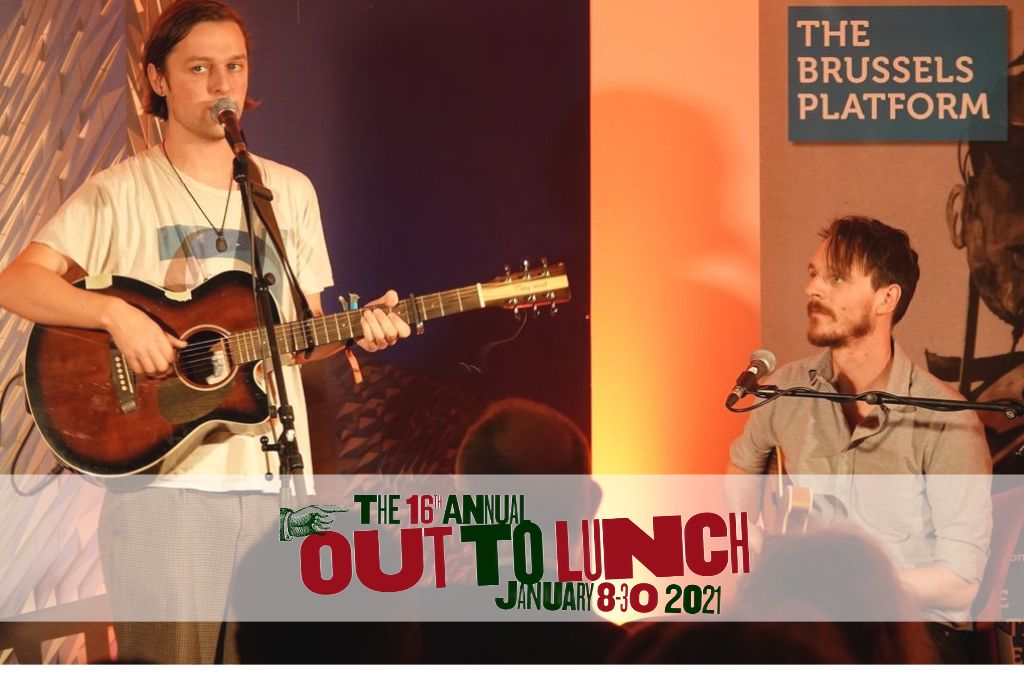 Joshua Burnside: Opening tonight the Out to Lunch Festival