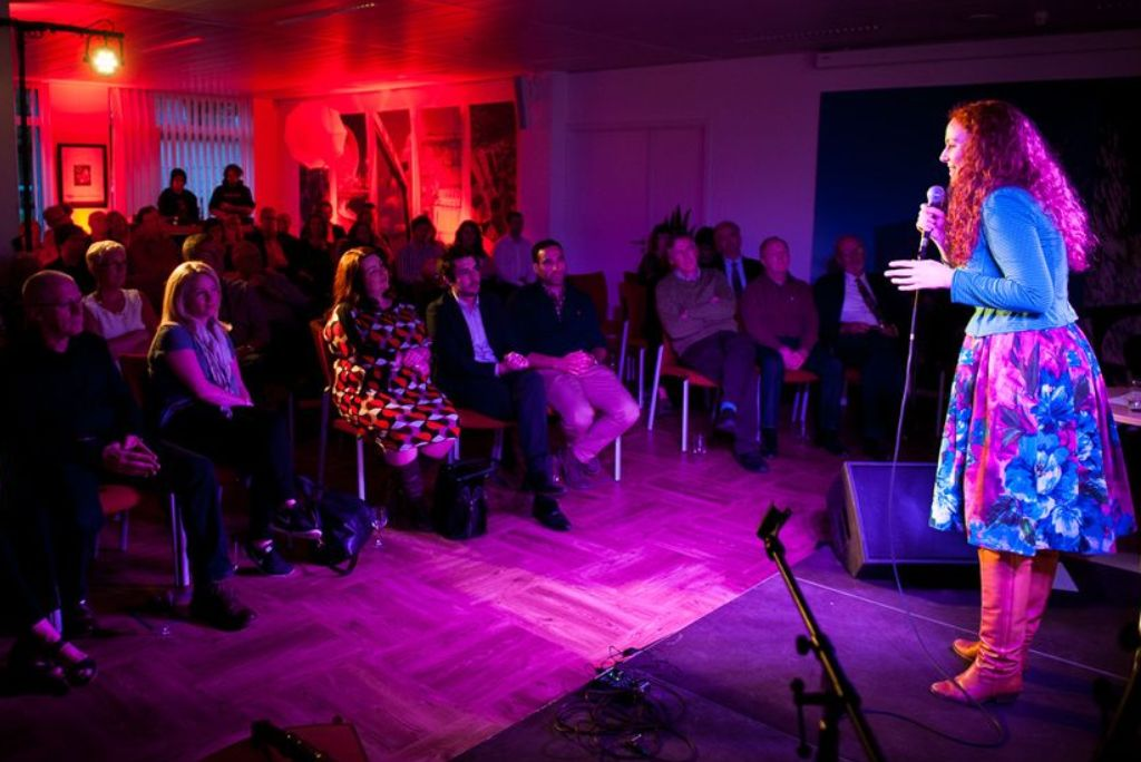 'Mental Patient' Speaks Out - Alice McCullough Spoken Word