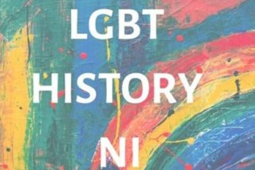 'Reclaiming the LGBT Past through Fiction' with the Linen Hall Library Belfast